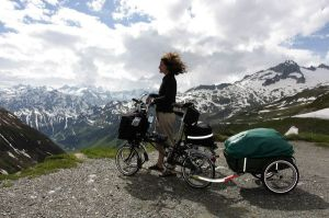 Brompton in the mountains