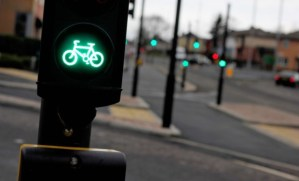 Image of cycling infrastructure