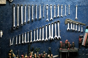 Image of toolboard