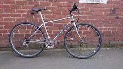 """£120 Marin Stinson, 16.5"""" steel frame, 700C wheels, 21 Speed"""