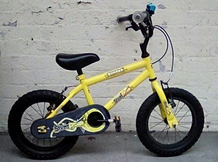 Bumper Stunt Rider